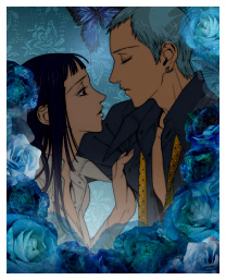 Paradise Kiss - Newtype Article